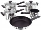 Judge Vista 5 Piece Deep Pan Set
